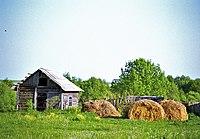 Belarus-Ihawka-Barn and Hay.jpg