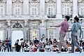 Belenciana pone a bailar a varias generaciones en La Pradera y la plaza de Oriente se sumerge en el mundo submarino 02.jpg