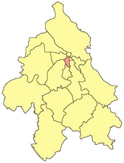 mapa beograda savski venac Gradska opština Savski venac — Vikipedija, slobodna enciklopedija mapa beograda savski venac