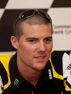 Ben Spies - Spies at the 2010 Qatar Grand Prix.