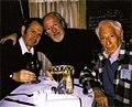Ben Vautier, Pierre Olivier & André Verdet.jpg