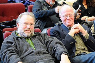 Ben & Jerry's - Jerry Greenfield (left) and Ben Cohen (right) in 2010