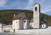 Benediktinerkloster St. Johann retouched