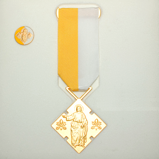 Benemerenti medal front