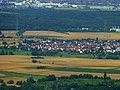 Bensheim-Auerbach – Schloss Auerbach – Blick auf Hähnlein - panoramio (1).jpg