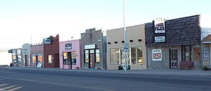 Benson, Arizona - Downtown Benson