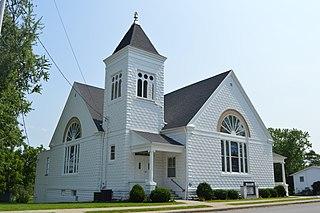 Benton Ridge, Ohio Village in Ohio, United States