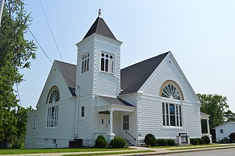 Benton Ridge, Ohio - Good Shepherd United Methodist Church