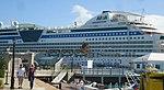 Bermuda (UK) image number 415 cruise ship AIDA docked.jpg