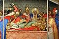 Bernardo daddi, storie di santo stefano, 1337-38 (musei vaticani) 09 rincongiungim. delle reliquie di stefano e lorenzo 2.jpg