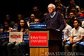 Bernie Sanders at Iowa State University, January 25, 2016 (24502691692).jpg