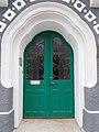 Bethlen Gábor tér 7C, green door, 2019 Kiskunhalas.jpg