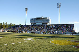 Municipal Stadium (Daytona Beach) - Image: Bhcgame