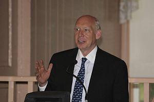 Bill White (Texas politician) - Bill White speaking at an International Association of Business Communicators event