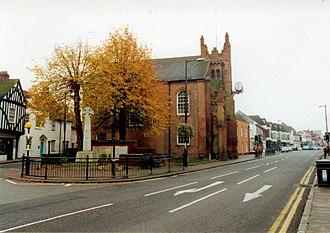 Billericay - Image: Billericay High Street