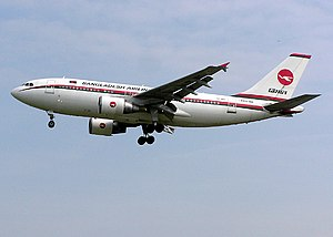 Biman Bangladesh Airlines A310-324 (S2-ADH) at London Heathrow Airport.jpg