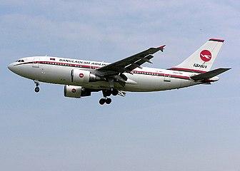 Biman Bangladesh Airlines A310-324 (S2-ADH) at London Heathrow Airport.jpg