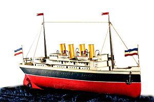 Bing (company) - Ocean liner