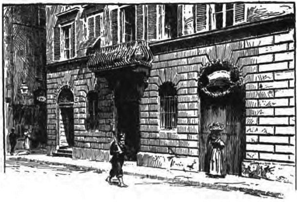 Birthplace of Amerigo Vespucci · HHWIX645