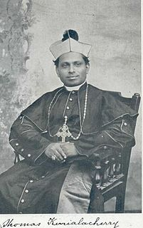Thomas Kurialacherry Archbishop of Changanassery
