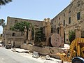Bishop Conservatory, farmhouse, windmill and monuments in Gozo 15.jpg