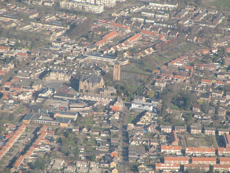 File:Bladel - Aerial photograph.jpg