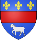 Coat of arms of Dun-sur-Auron