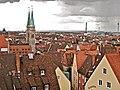 Blick über Nürnberg von der Kaiserburg 2.JPG