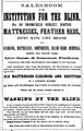Blind BromfieldSt BostonDirectory 1868.png