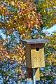 Bluebird Box in the Fall (6345317808).jpg
