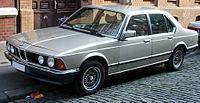 BMW 7 Series (E23) thumbnail