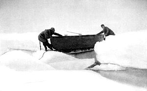 Nils Strindberg - Image: Boat.closeup