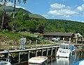 Boat House Restaurant Milton Morenish - geograph.org.uk - 81914.jpg