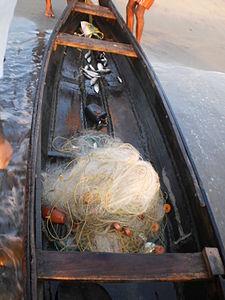 Boat or Vallam at Cherai Beach 26.JPG