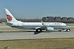 Boeing 737-89L 'B-5500' Air China (40571864683).jpg