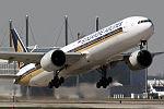 Boeing 777-312(ER) Singapore Airlines 9V-SWE (13505287125).jpg