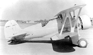 Boeing XF6B fighter-bomber aircraft prototype by Boeing