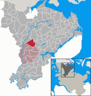 Bollingstedt - Image: Bollingstedt in SL