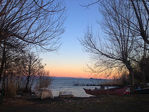 Capodimonte, Lazio - 2015, Capodimonte - Bolsena Lake, Italy