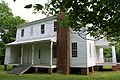 Borden Oaks Plantation House North Side.JPG