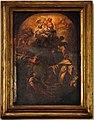 Bottega di luca giordano, apparizione della Madonna a san Bernardo, 1682 ca.jpg