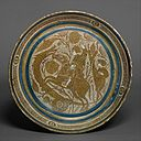 Bowl with a Horseman Spearing a Serpent MET DT156.jpg