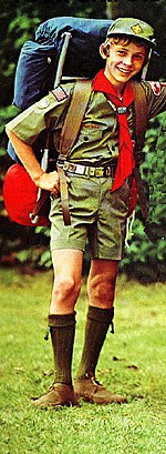 Boy Scouts of America uniform 1974.jpg