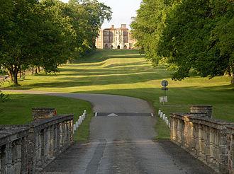 Bramshill House - Main entrance