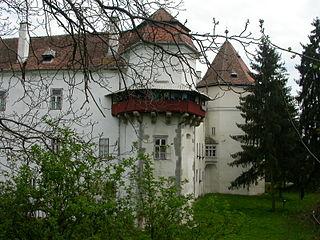 Kemény Castle (Brâncovenești)