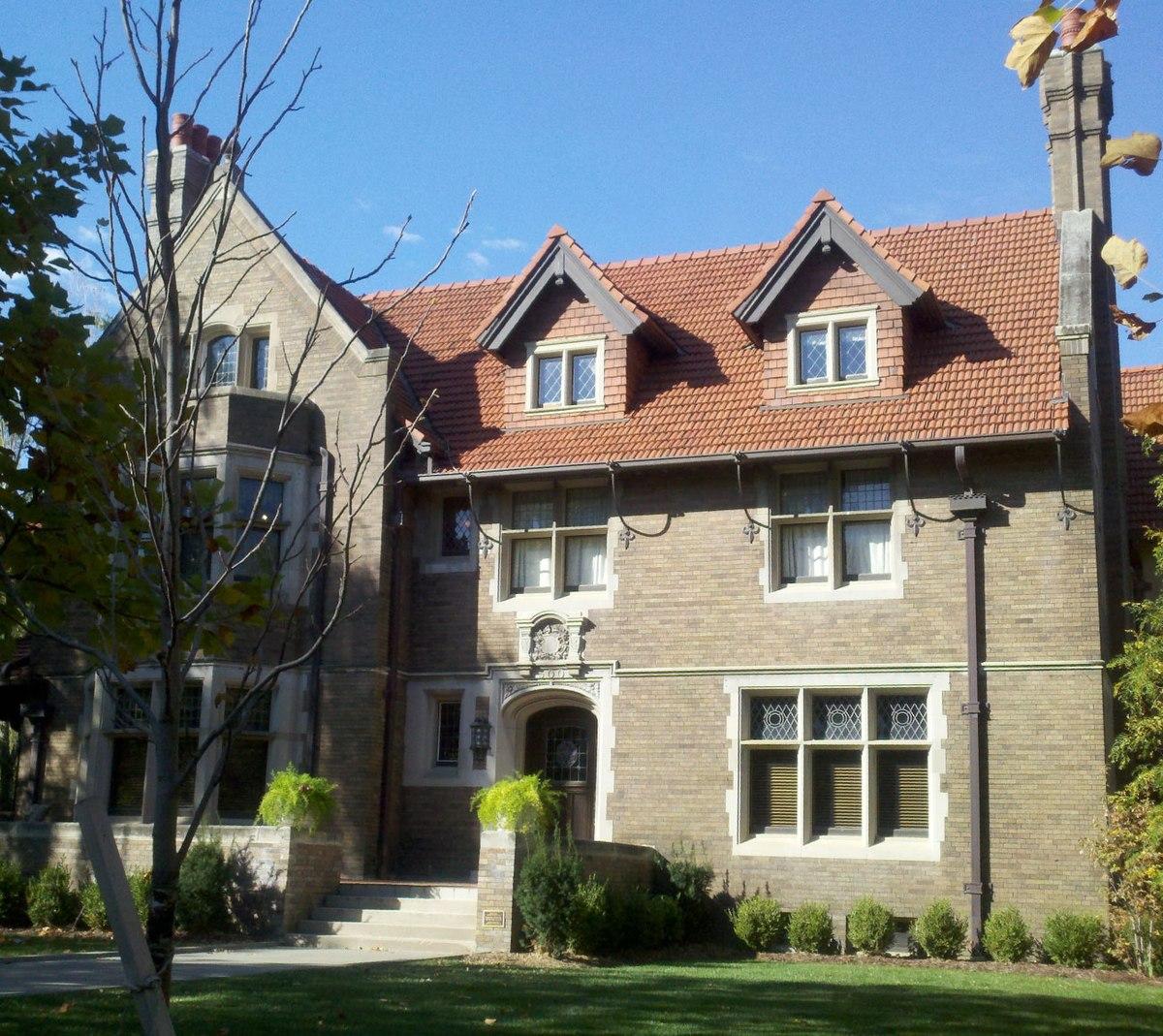Millard House brandeis–millard house - wikipedia