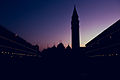 Breaking dawn over St Mark's Square.jpg