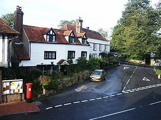 Brenchley - Image: Brenchley Village