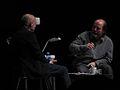 Brian Eno, Danny Hillis by Pete Forsyth 33.jpg