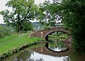 Bridge No 105, Staffordshire and Worcestershire Canal at Milford - geograph.org.uk - 1189839.jpg